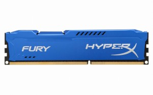 Kingston Pamięć Kingston HyperX FURY HX316C10F/4 (DDR3 DIMM; 1 x 4 GB; 1600 MHz; CL10)