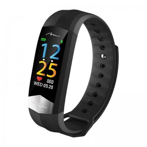 Opaska typu smartband Media-Tech MT861 ACTIVE-BAND ECG