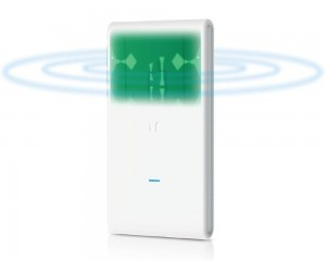 Access Point UBIQUITI UniFi AP AC Mesh Pro PoE WiFi AC1750 Dual-Band 3x3 MIMO