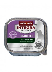 animonda Integra Diabetes dla kota królik 100g