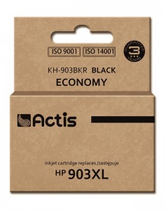 ACTIS tusz do HP 903XL T6M15AE reg KH-903BKR-New Chip Box