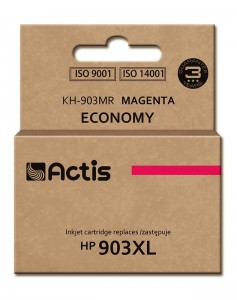 ACTIS tusz do HP 903XL T6M07AE reg KH-903MR -New Chip Box