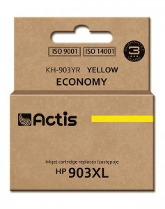 ACTIS tusz do HP 903XL T6M11AE reg KH-903YR -New Chip Box