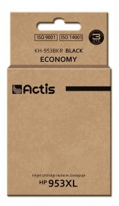 ACTIS tusz do HP 953XL L0S70AE reg KH-953BKR-New Chip Box