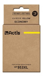 ACTIS tusz do HP 953XL F6U18AE reg KH-953YR -New Chip Box