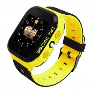 ART Watch Phone Go z lokalizatorem GPS żółty PZ
