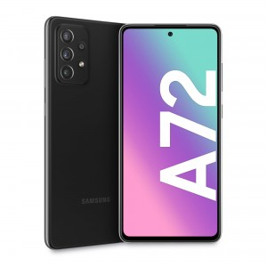 Samsung Galaxy A72 (A725) DS 6/128GB Black - RENTUP