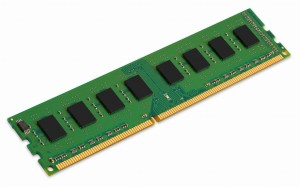 Kingston Pamięć Kingston KVR13N9S8/4 (DDR3 DIMM; 1 x 4 GB; 1333 MHz; CL9)